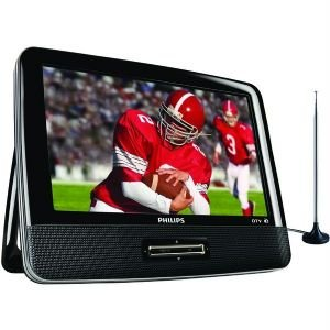 PHILIPS PT902/37 9 PORTABLE LCD DIGITAL TV