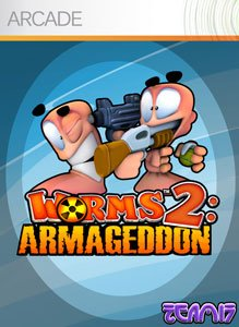Worms 2: Armageddon [Online Game Code]