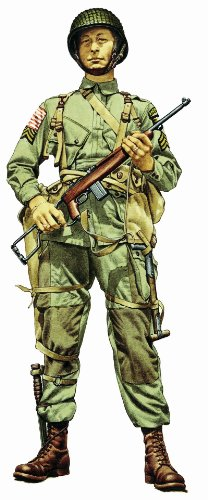 "Military Uniforms Of Wwii Wall Decals - Sgt Grade 4 24"" Removable Wall Graphic front-1021597"
