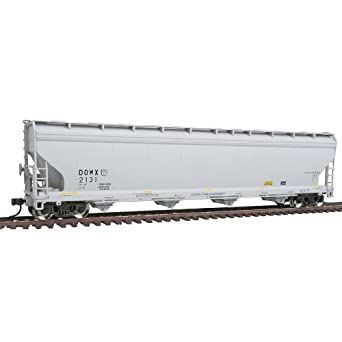 Atlas Dow Chemical #2131 ACF Plastic Hopper HO Scale Freight Car