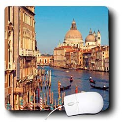 Vacation Spots - Venice Italy - Mouse Pads