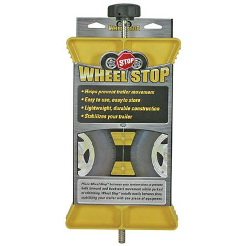 Camco 44622 Wheel Stop (Large) (Camper Wheel Chocks compare prices)