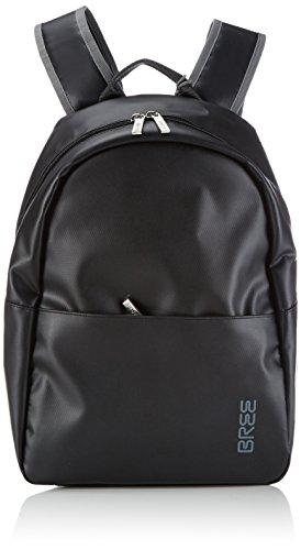 bree punch 81 black backpack 83900081 unisex erwachsene. Black Bedroom Furniture Sets. Home Design Ideas
