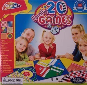 20 FAMILY GAMES