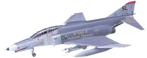 F-4E Phantom II 1Pc Canopy 1/48 Hasegawa