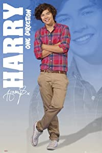 One Direction Harry Poster 24 By 36 from gb