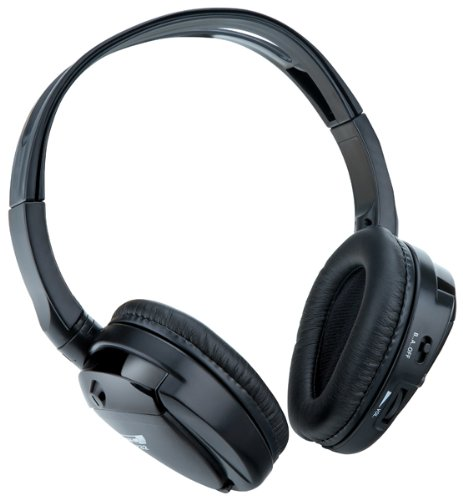 Ssl Shp32 Dual Channel Infrared Foldable Cordless Headphone