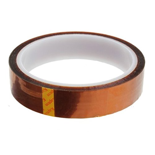 20mm33m-high-temperature-heat-resistant-kapton-tape-polyimide-film-adhesive-tape-tawny