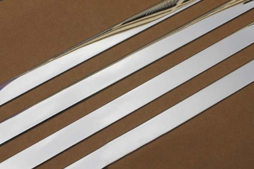 Auto Chrome Body Door Side Molding Trim Stainless