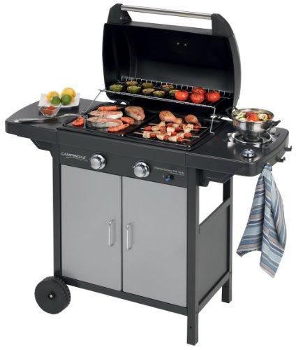 Campingaz barbecue a Gas 2Series Classic EXS Vario, Nero
