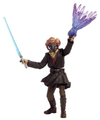 Star Wars: Episode 2 Plo Koon (w/ Backdrop)Action Figure