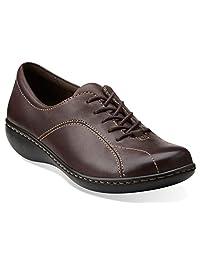 Clarks Women Ashland Pearl Oxford Shoes