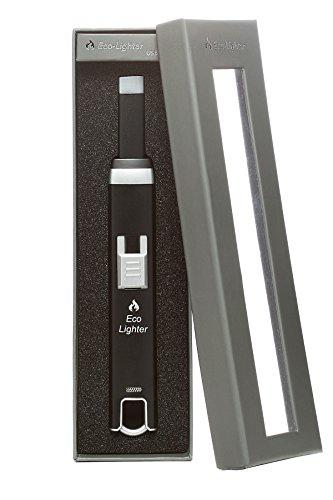 Eco Lighter - USB Rechargeable Multipurpose Electric Arc Lighter - Candle Lighter - Camping Lighter - BBQ Lighter - Windproof, Flameless, Up on, Kitchen, Fireplace, Fire Starter, Halloween - Gift Box