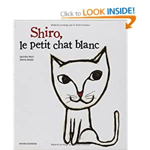 Shiro, le petit chat blanc Sachiko Mori