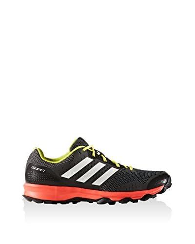 adidas Sneaker Duramo 7 Trail M schwarz/rot