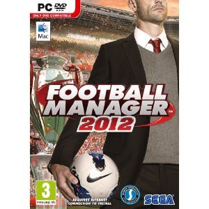 Football Manager 2012 Soccer PC Game Import [DVD-ROM] PC & MAC from Sega