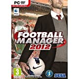 Football Manager 2012 Soccer PC Game Import [DVD-ROM] PC & MAC