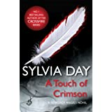 A Touch of Crimson (A Renegade Angels Novel)by Sylvia Day