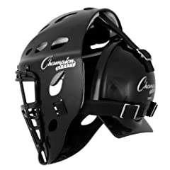 Buy Champion Sports Youth Hockey Style Catcher's Helmet by Champion Sports
