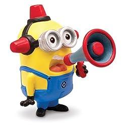 Despicable Me 2 Minion Fireman w/ Bullhorn