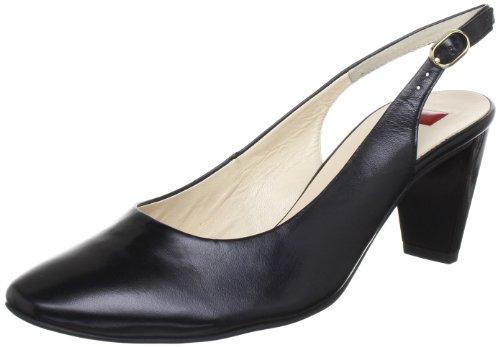 Högl shoe fashion GmbH 5-106300-30000 Slingback Women black Schwarz (schwarz 0100) Size: 6 (39 EU)