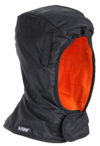 Ergodyne N-Ferno 6842 Thermal Hard Hat Winter Liner, Black (Fleece Hard Hat Liner compare prices)