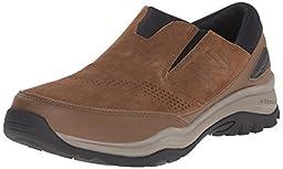New Balance Men\'s MW770V1 Walking Shoe Brown/Black, 11.5 D US