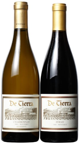 De Tierra  Vineyards Holiday Meal Mixed Pack, 2 x 750 mL