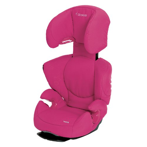 Maxi-Cosi Rodi XR Booster Car Seat, Sweet Cerise