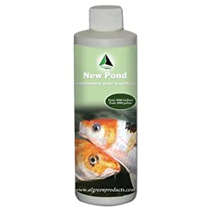 Algreen New Pond Treatment For Ponds Fountains Water Features And Gardening Patio