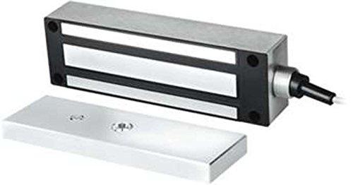 Seco-Larm Enforcer Electromagnetic Gate Lock, 1,300 Lbs. (E-942Fc-1300)