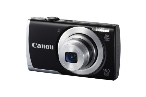 PowerShot A2500 16.0 MP Digital Camera  5x Optical