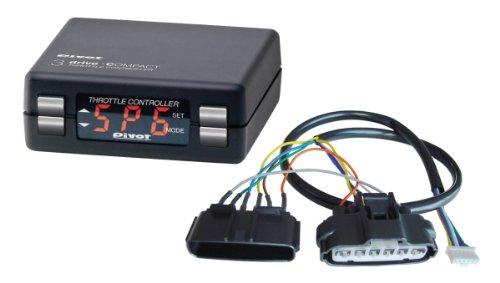 ピボット(PIVOT) 3-drive COMPACT(スロコン)ハーネスセット 【THC+TH-5A 】 THC-5A