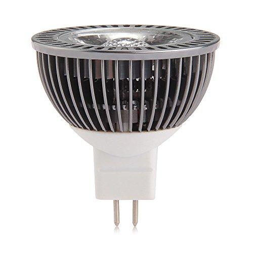 400Lm Gu5.3 Mr16 5W Cob Led Spotlight Spot Light Bulb Lamp White 6500K Dc12V