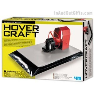 Hover Craft Build your Own Model Kit