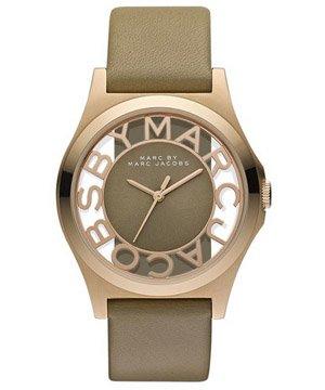 Marc by Marc Jacobs[マークバイマークジェイコブス] MODEL NO.mbm1245 ヘンリー スケルトン HENRY SKELTON MBM1245 ウォッチ 腕時計[並行輸入品]
