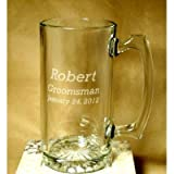 Giant Beer Mug 27.25 Ounces Personalized Beer Stein