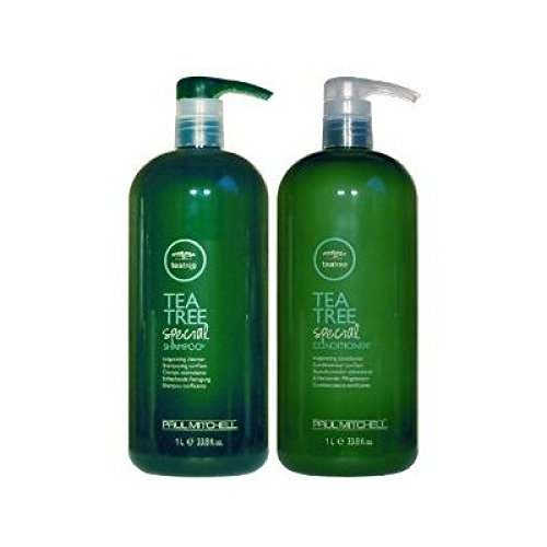 Paul Mitchell Tea Tree Special Shampoo & Special Conditioner Duo 33.8 oz (Shampoos And Conditioners compare prices)