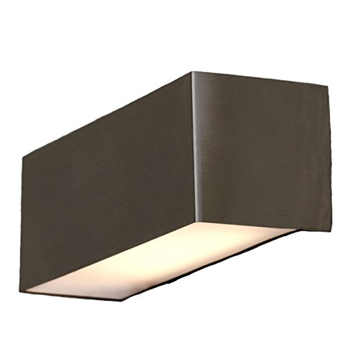 Eco-Light-Moderne-LED-Auenwandleuchte-Gemini-Edelstahl-300-Lumen-5-W-rechteckig-21-x-7-cm-IP44-ST-791-LED