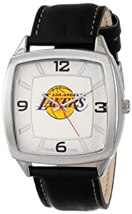 NBA Mens NBA-RET-LAL Retro Series Los Angeles Lakers Watch by Game Time