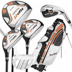 Tour Edge HP11 Varsity Junior Golf Sets