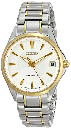 Citizen Signature Collection Grand Classic Automatic - Two-Tone Women's watch #PA0004-53A