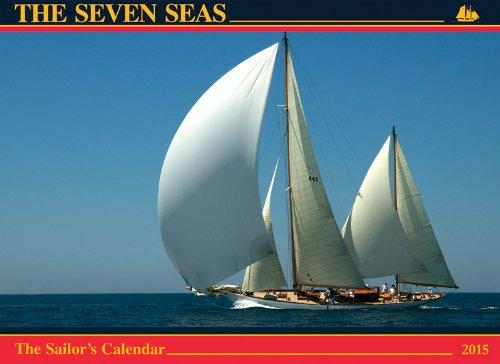 Seven Seas Calendar 2015, The