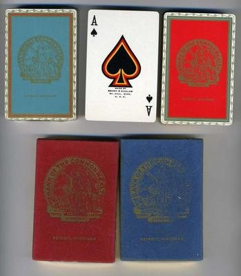 bank-of-the-commonwealth-2-decks-playing-cards-detroit-michigan