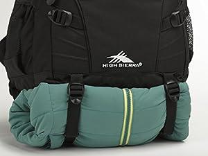 High Sierra Loop Backpack (Black/Charcoal)