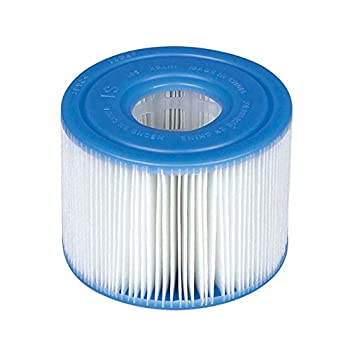 Intex PureSpa Type S1 Easy Set Pool Filter Cartridges (12 Filters) | 29001E