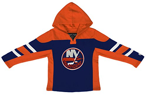NHL New York Islanders Toddler Drift Pullover Hoodie, 4T, Royal (New York Islanders Jacket compare prices)