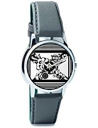 BigOwl Virtual World Analog Men's Wrist Watch 5094054526-RS1-W-GRY