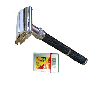 Parker 96R Double Edge Butterfly Safety Razor