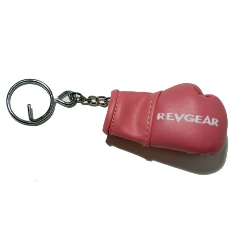 Revgear Boxing Glove Keychain (Pink)